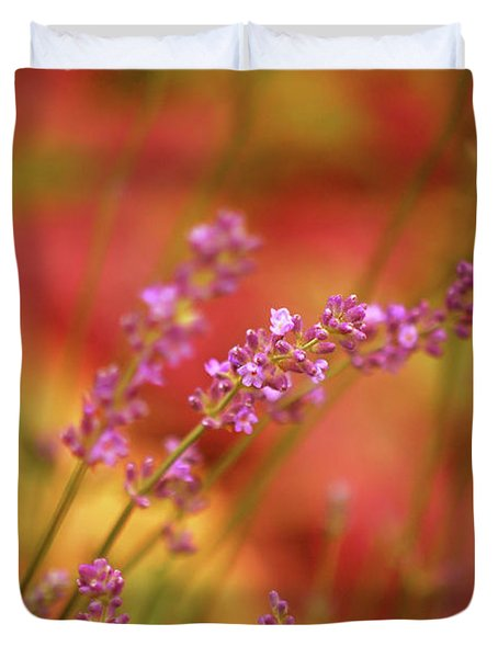 Colors I Love Duvet Cover