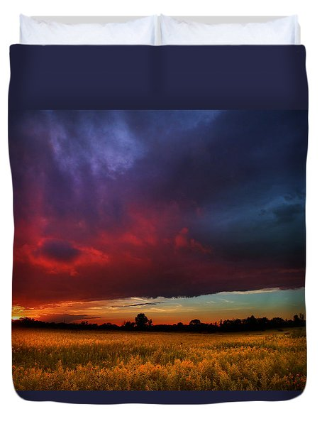 Summer Spectacular Duvet Cover