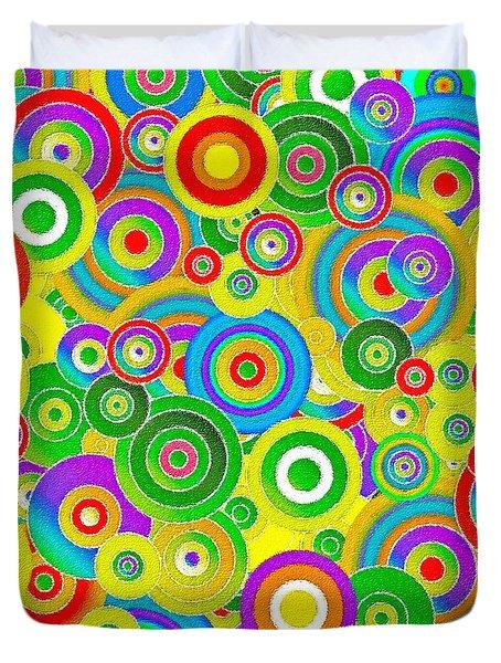 Colors Duvet Cover by Stefano Senise