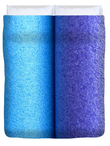Colorscape Tubes C Duvet Cover