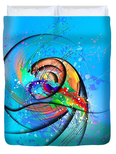 Colorwave Duvet Cover