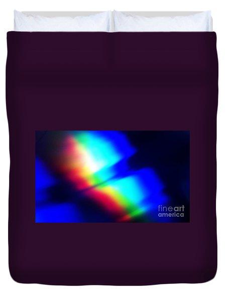 Coloured Light Duvet Cover by Martin Howard