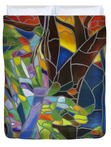 Comforting Duvet Cover by Dana Strotheide