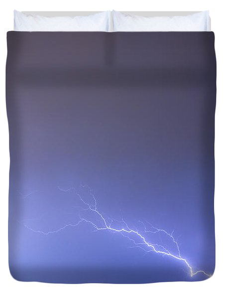 Coming In For A Landing Duvet Cover by James BO  Insogna