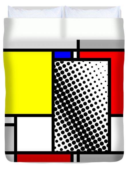 Composition 116 Duvet Cover