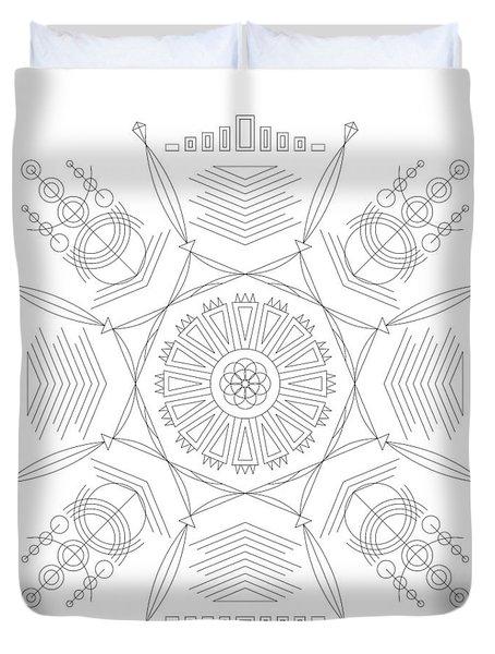 Compression Duvet Cover