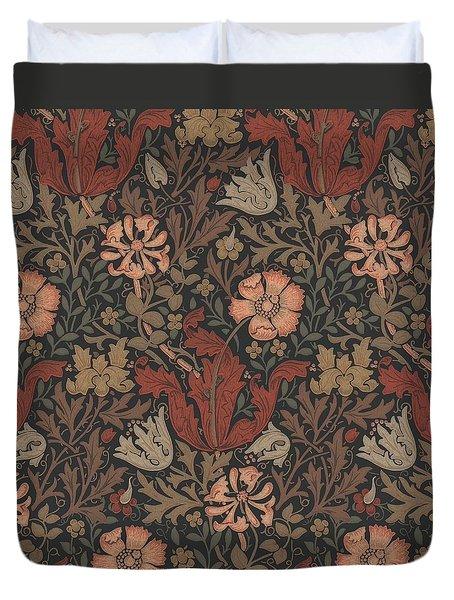 Compton Design Duvet Cover
