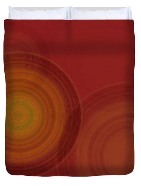 Concentric Duvet Cover