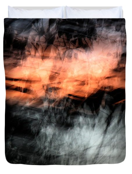 Confusion Duvet Cover by Jessica Shelton