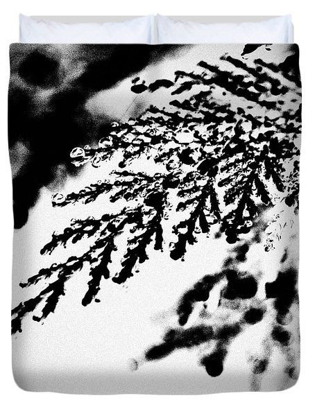 Conifer Duvet Cover