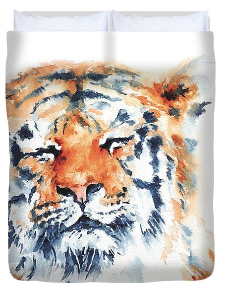 Contentment Duvet Cover by Stephie Butler