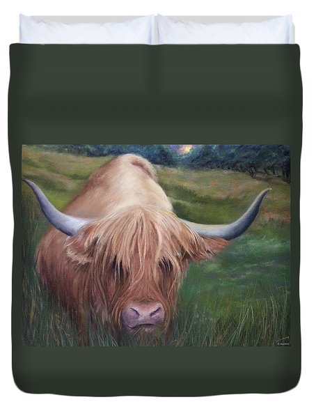 Coo Duvet Cover