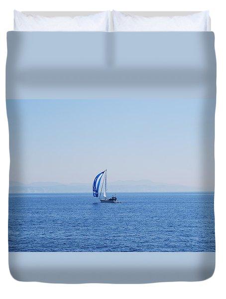 Cool Breeze Duvet Cover