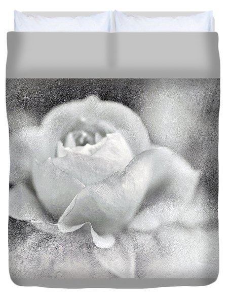 Cool Rose Duvet Cover