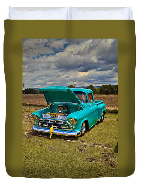 Cool Truck Duvet Cover