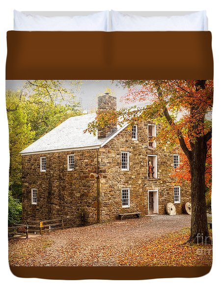 Cooper Gristmill Duvet Cover