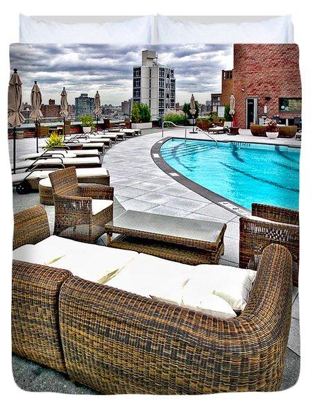 Cooper Roof Duvet Cover