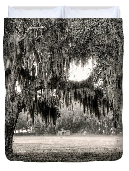 Coosaw - Split Oak Duvet Cover