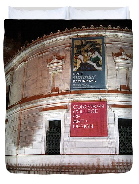 Corcoran Gallery Of Art Duvet Cover