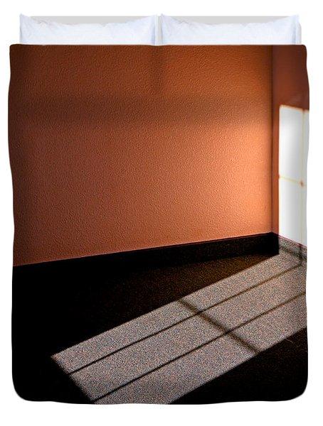 Corner Illumination Duvet Cover