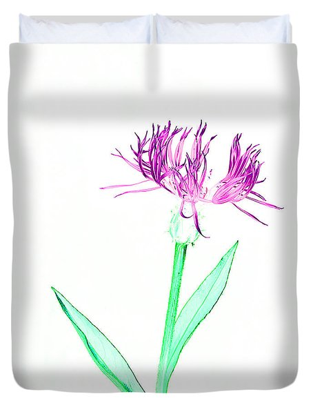 Cornflower No.3 Duvet Cover