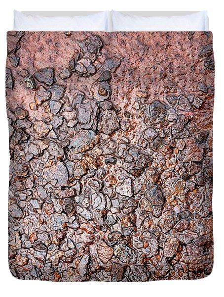Corrosion Duvet Cover