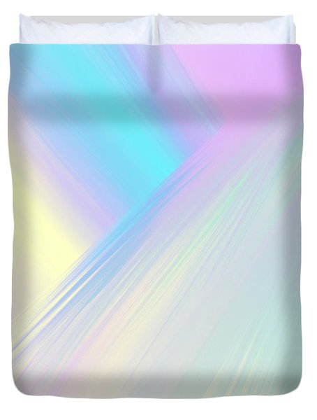 Cosmic Light Duvet Cover