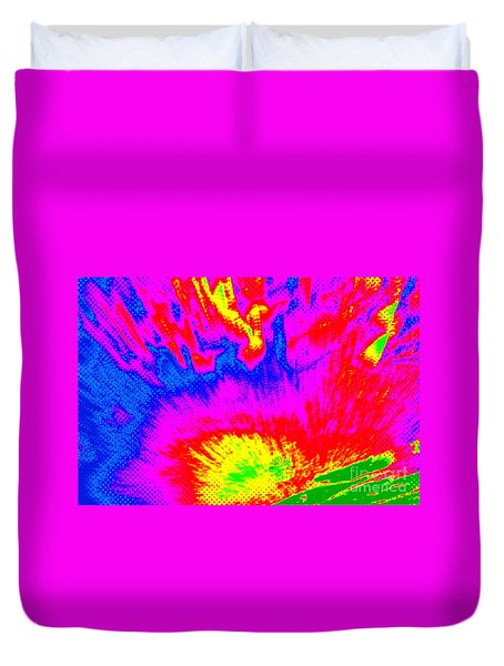 Cosmic Series 023 Duvet Cover