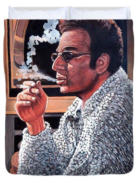 Cosmo Kramer Duvet Cover