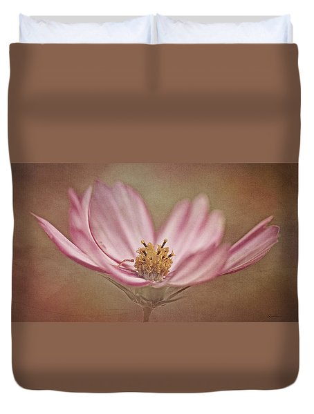 Cosmos Duvet Cover by Ann Lauwers
