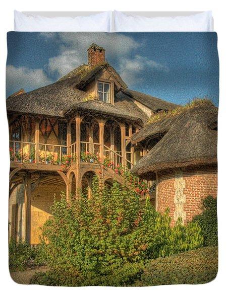 Cottage Versailles Duvet Cover