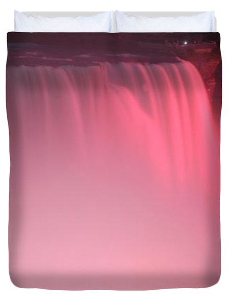 Cotton Candy Duvet Cover by Kathleen Struckle