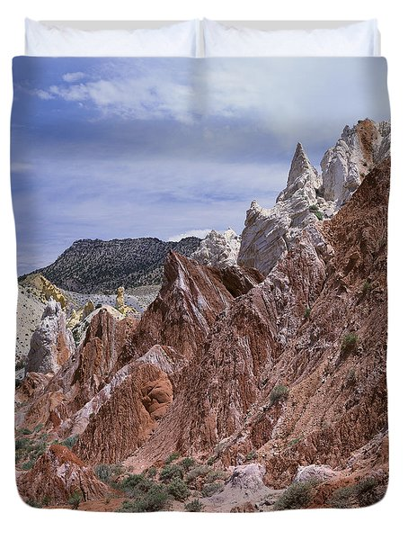 Cottonwood Spires 1-sq Duvet Cover