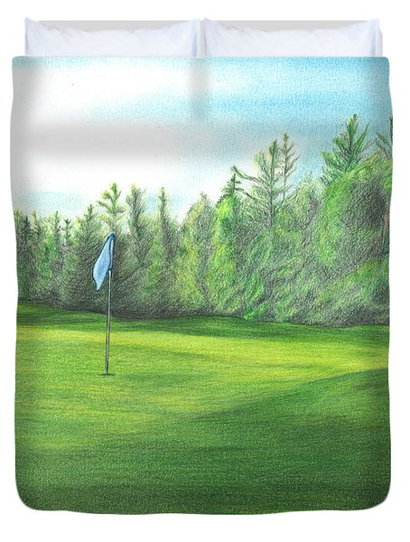 Country Club Duvet Cover