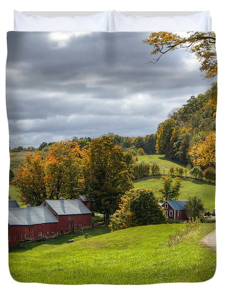 Country Farm Duvet Cover