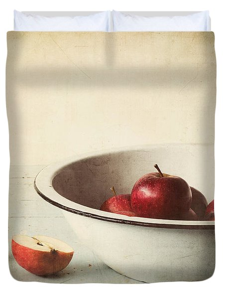 Country Morning Duvet Cover by Amy Weiss