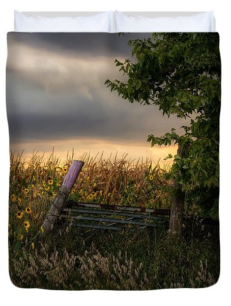 Countryside  Duvet Cover