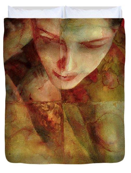 Cradlesong Duvet Cover by Graham Dean