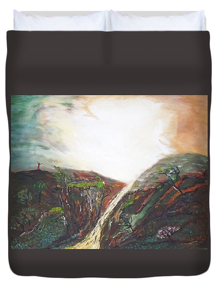Creation Duvet Cover