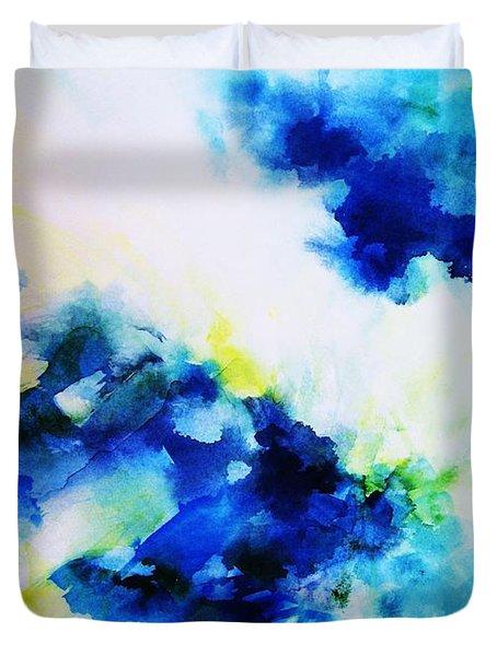 Creative Forces  Duvet Cover