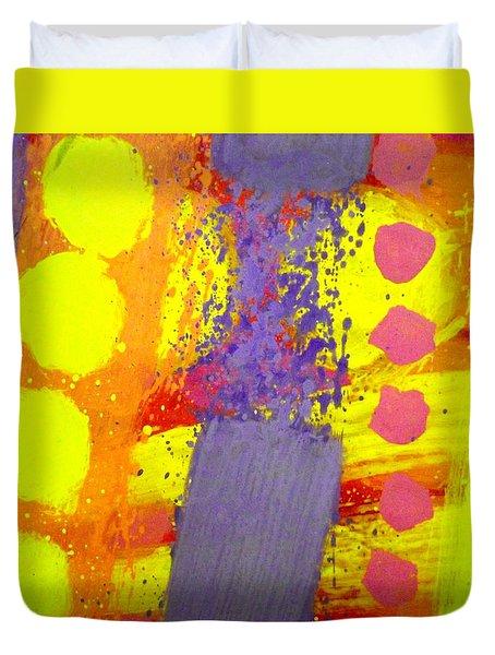 Crepuscule Duvet Cover by John  Nolan