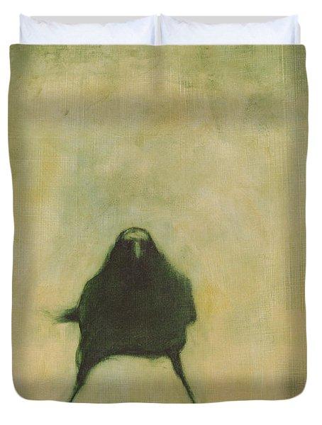Crow 6 Duvet Cover
