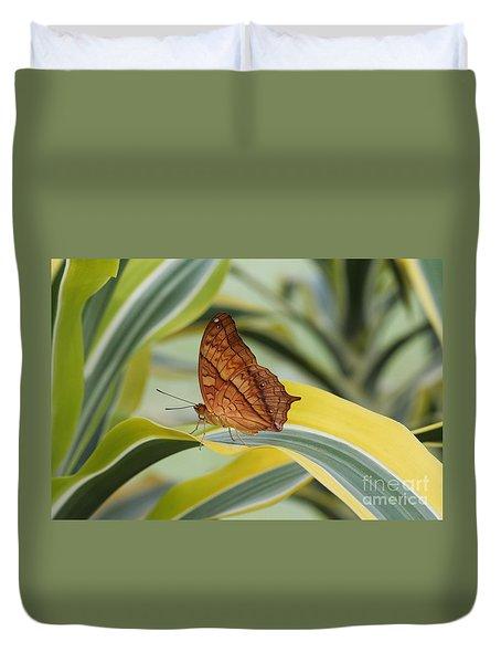 Cruiser Butterfly Duvet Cover