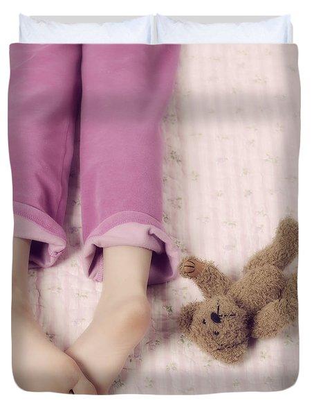 Cuddle Duvet Cover by Joana Kruse