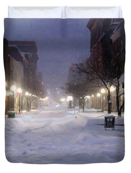 Cumberland Winter Duvet Cover