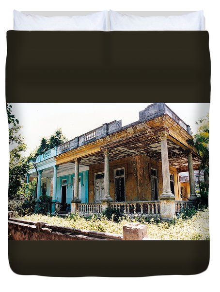 Curbside Appeal Duvet Cover