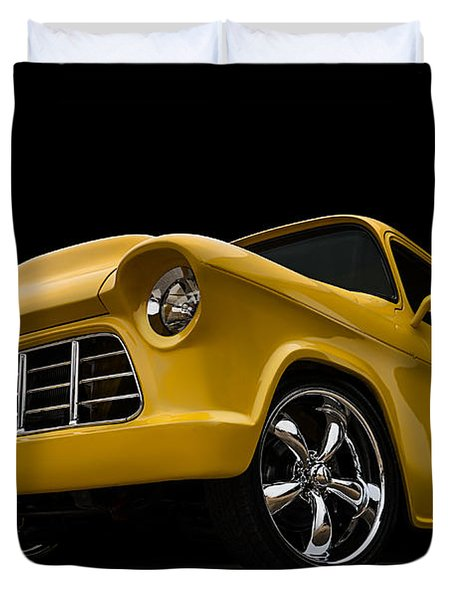 Cut '55 Duvet Cover
