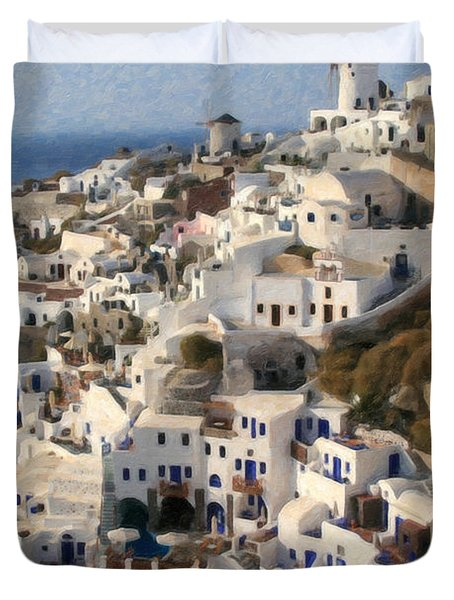 Cyclades Grk4309 Duvet Cover