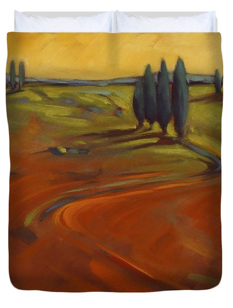 Cypress Hills 3 Duvet Cover