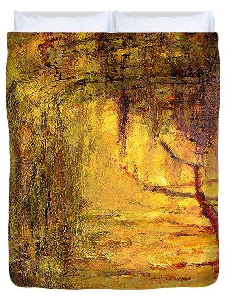 Cypress Duvet Cover